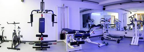 Fitness Room P10